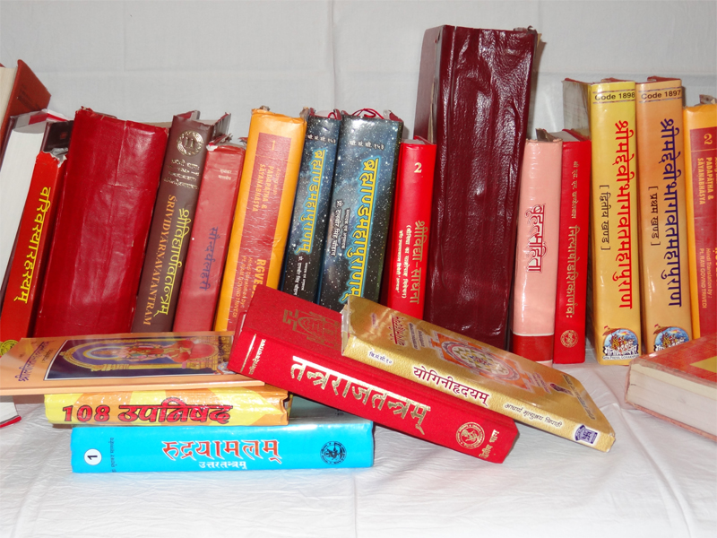 Shastras Used to Develop Swarna Shree Yantra