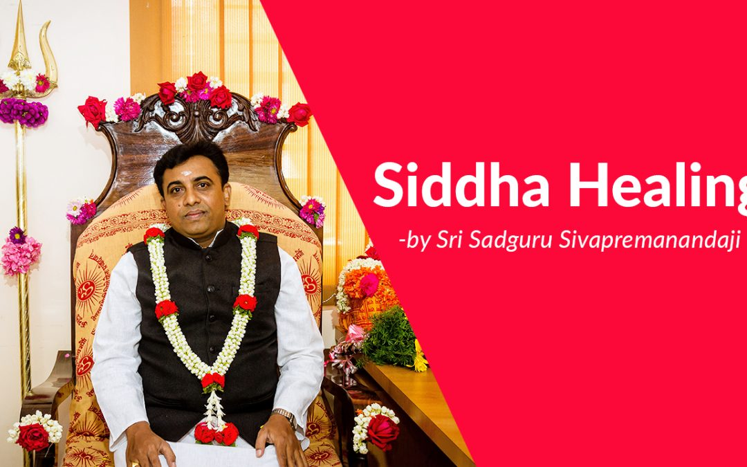 Siddha Healing