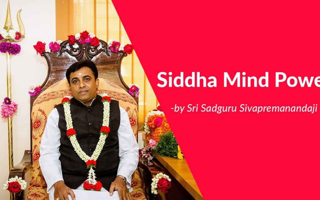 Siddha Mind Power